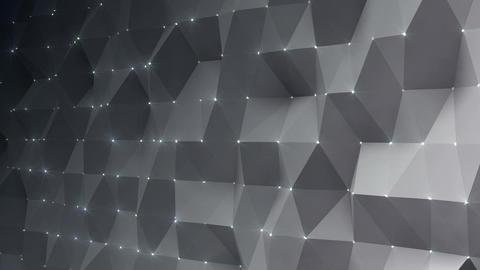 Geometric Wall 1s NC1Mb 4k CG動画