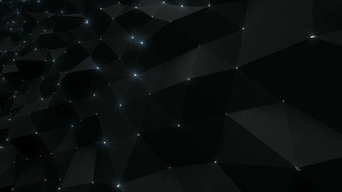 Geometric Wall 1s NDpFd 4k CG動画