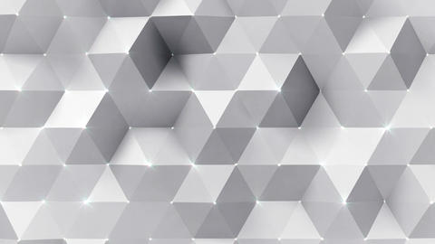 Geometric Wall 1s NA2Mb 4k CG動画