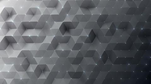 Geometric Wall 1s NA3Fb 4k CG動画