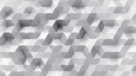 Geometric Wall 1s NA3Mb 4k CG動画