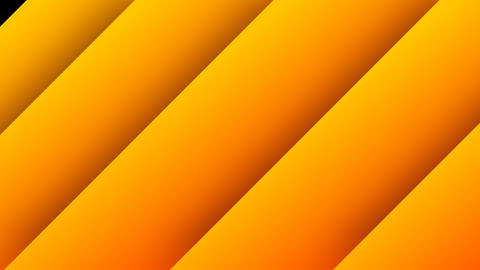 Diagonal Yellow Wipe Transitions Animation