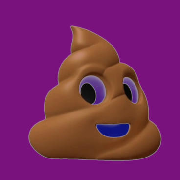 Poop Emoji Apple Motion Template