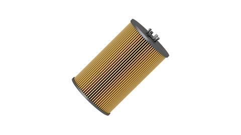 Automotive oil filter cartridge Image