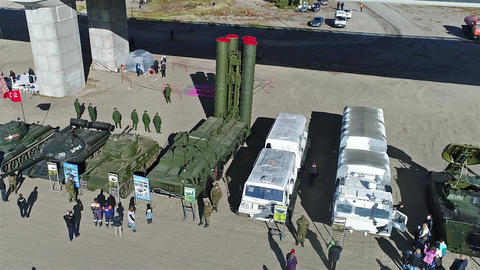 Russian Military Vehicles Archivo