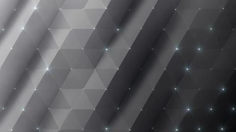 Geometric Wall 2s WA2Zb 4k CG動画