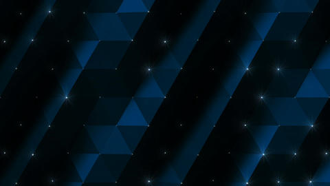 Geometric Wall 2s WA2Zd 4k Animación