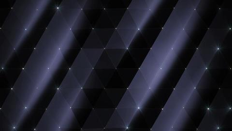 Geometric Wall 2s WA2Zw 4k CG動画