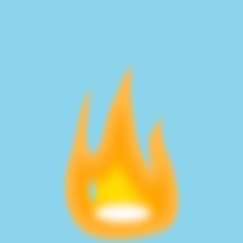 Little flame Animation