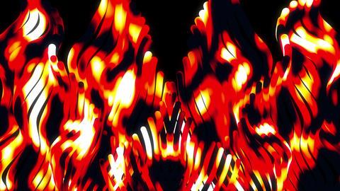 Fluorescence Alga 4k 04 Vj Loop Animation