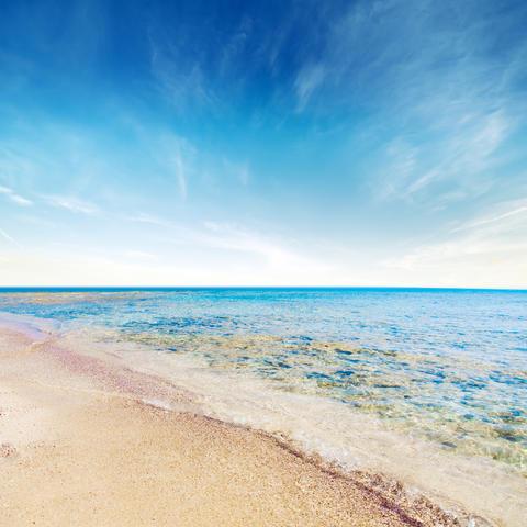 Tropical summer beach Fotografía