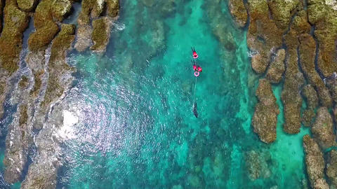 Snorkeling in Liuqiu Footage