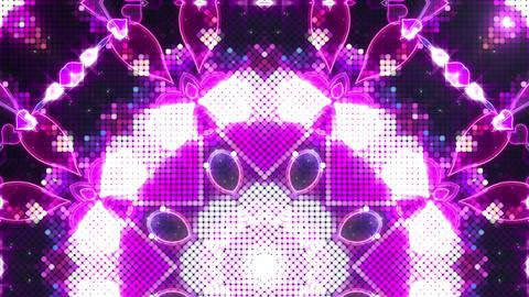 Kaleidoscope CL Heart A 2 4 K Animation