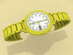 Orient watch 3D Model