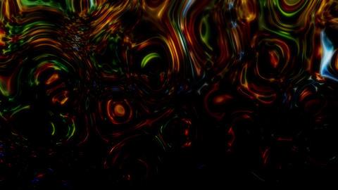 Oil slick 4 1080, Stock Animation