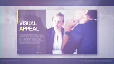 Minimal Corporate After Effects Templates