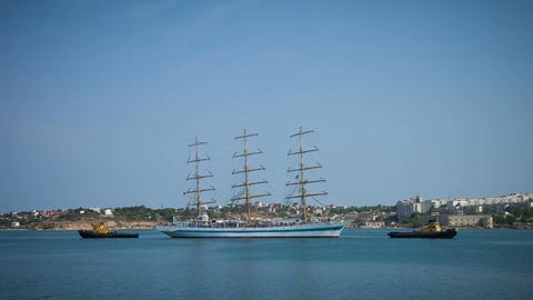 Sailing ship Archivo