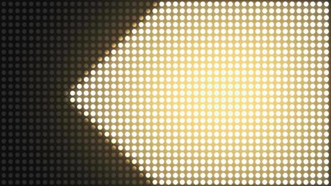 Strobe Lights Flashing VJ. Flickering Led Blinking Lights VJ Loop Animation