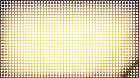 Strobe Lights Flashing VJ. Flickering Led Blinking Lights... Stock Video Footage