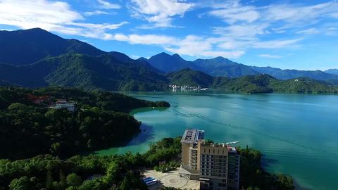 Sun Moon Lake Footage