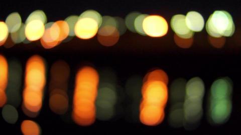 Dynamic blur Bokeh ビデオ