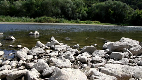 water flowing Footage