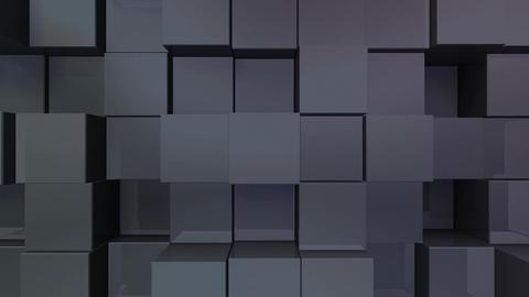 Geometric Wall-B 1 B ApMd 4k Animation