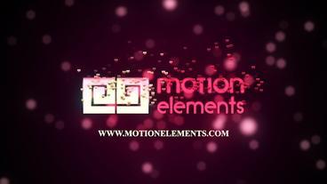 Romantic Logo Plantilla de After Effects