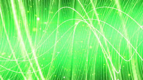 sparkling graphic particles Animation