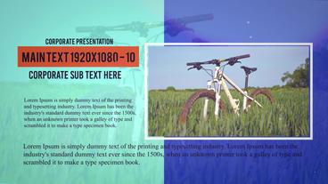 Clean Presentation Plantilla de After Effects