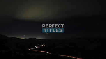 Minimal Corporate Titles Premiere Pro Template