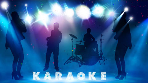 Karaoke Animation