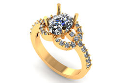Ring 3D Modell
