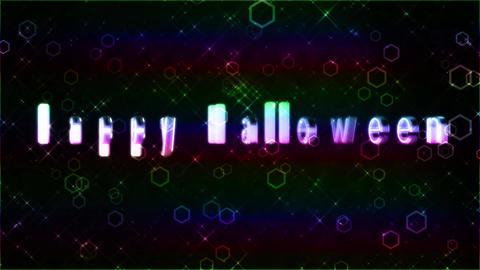 Halloween CG動画