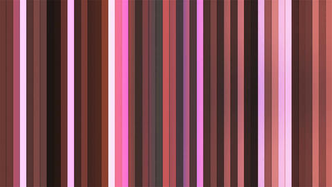 Broadcast Twinkling Vertical Hi-Tech Bars, Brown, Abstract, Loopable, 4K Animation