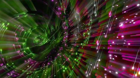 Orbit Rays 05 Vj Loop Animation