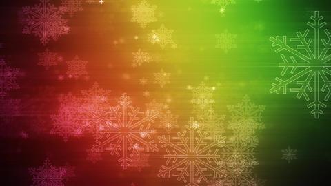 Colors of Christmas Animation