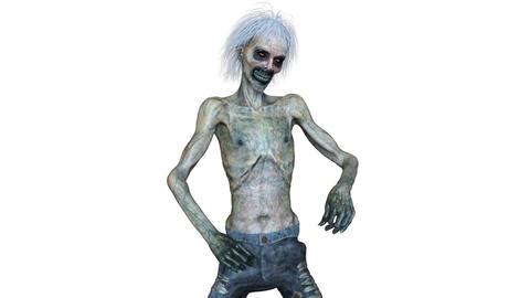 Zombie 動画素材, ムービー映像素材