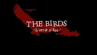 The Birds - Horrror Titles - AE CS 5 Template After Effect