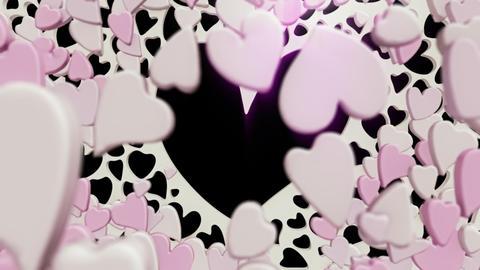 Valentine04 動画素材, ムービー映像素材