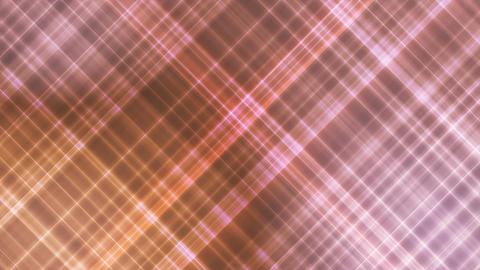 Broadcast Intersecting Hi-Tech Slant Lines, Brown, Abstract, Loopable, 4K Animation