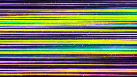Green Lines of Light Technology Abstract Background Animation