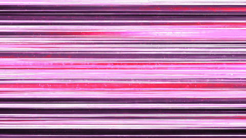 Red Lines of Light Technology Abstract Background Animation