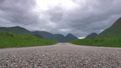 Glen Etive Street View, Scotland 画像