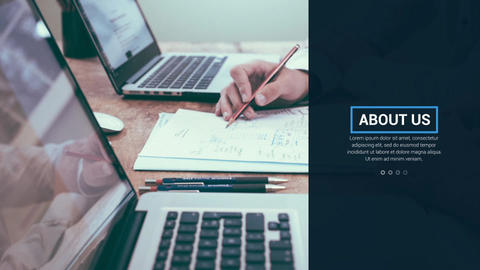 Corporate Slides After Effects Template
