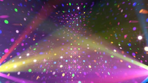 Mirror Ball 2 x 2 DL 08 HD Stock Video Footage