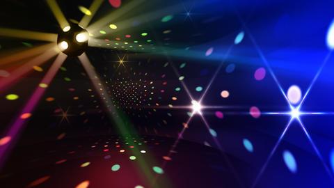 Mirror Ball 2 x 2 DL 14 HD Animation