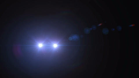 Blue Light Stock Video Footage