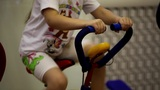 Exercise  Bike stock footage