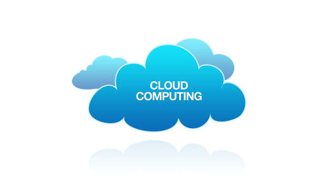Cloud Computing Stock Video Footage
